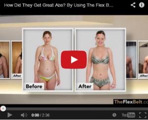 Results and Flex Belt Testimonials