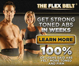 Flex Belt Ab Toner